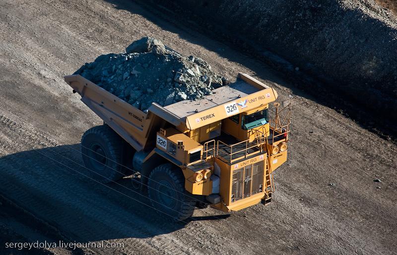 Russian diamond mine 8