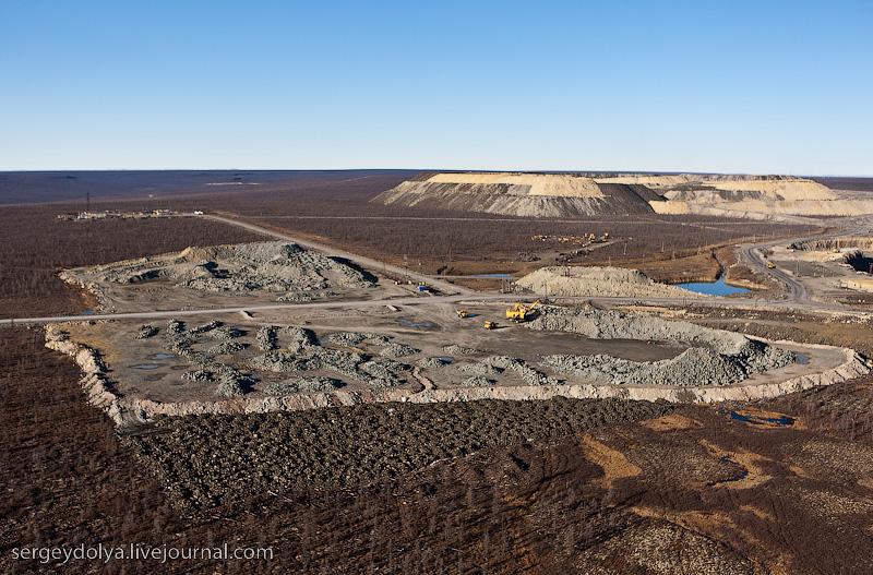 Russian diamond mine 9
