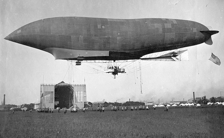 Old Dirigibles 1