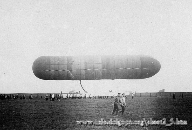 Old Dirigibles 2