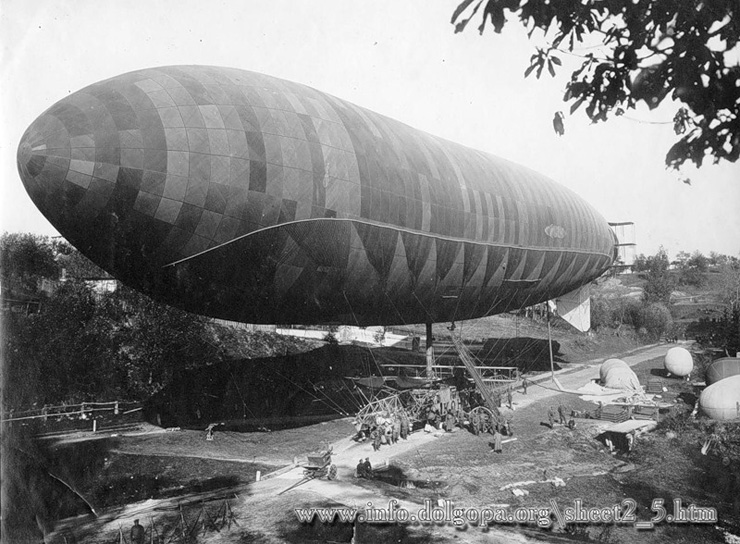Old Dirigibles 8