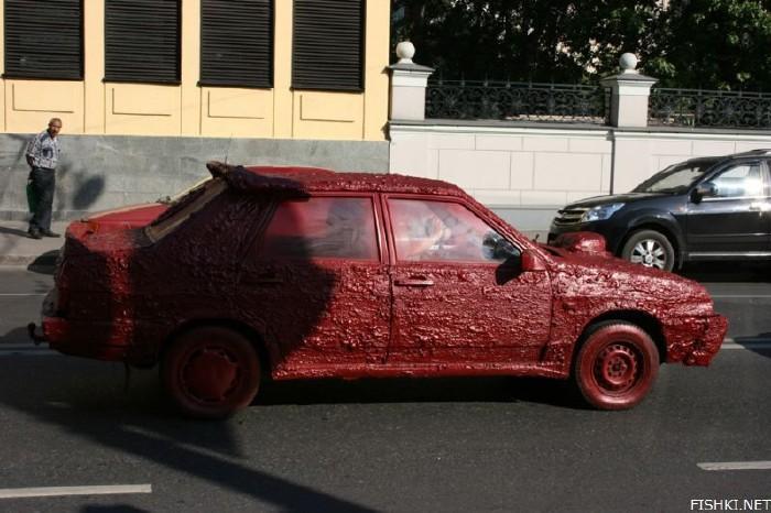 russian slime car 4