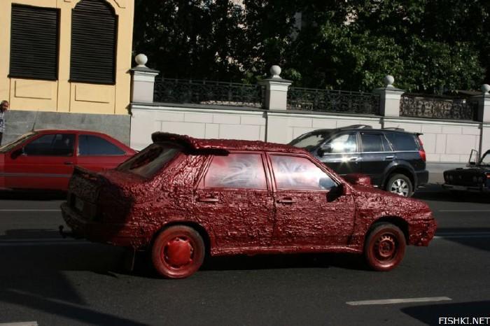 russian slime car 5