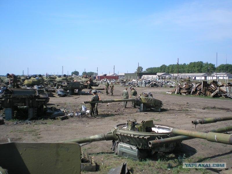Russian tanks 11