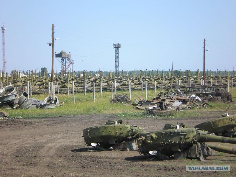 Russian tanks 12