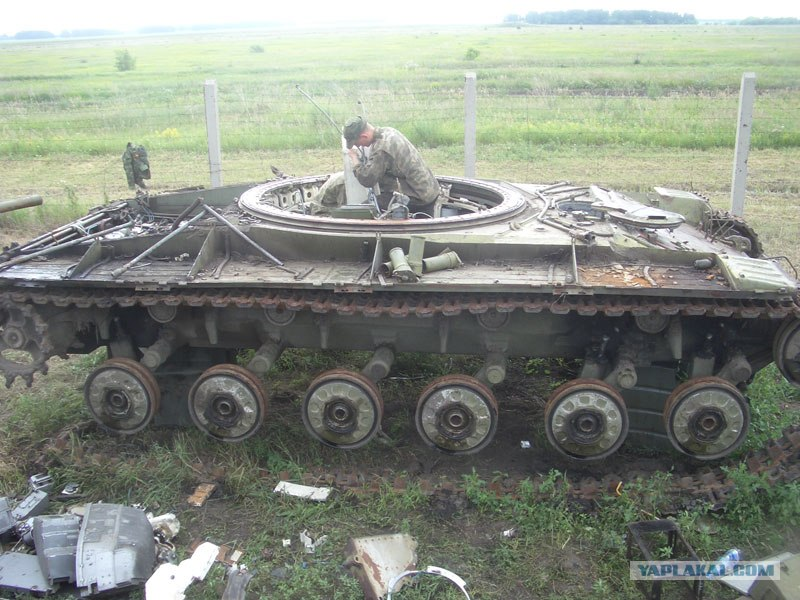Russian tanks 7