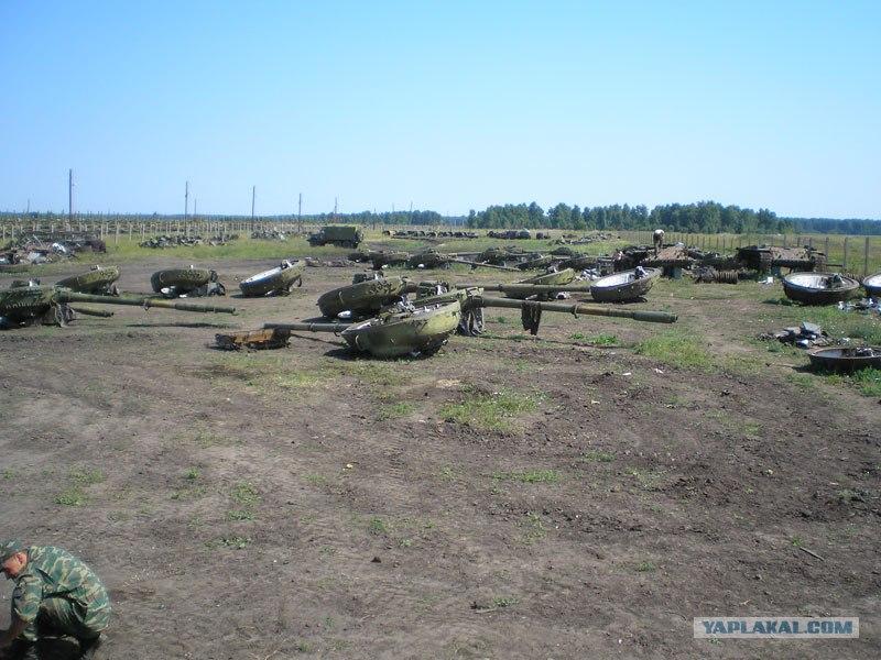 Russian tanks 9