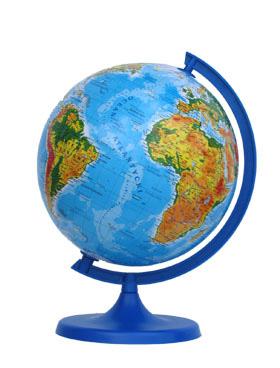 Russian DIY globes 2