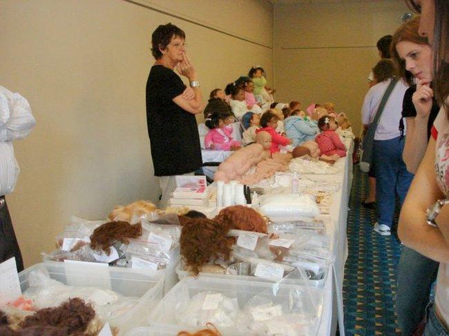 Baby Dolls Fair in St. Petersburg, Russia 11