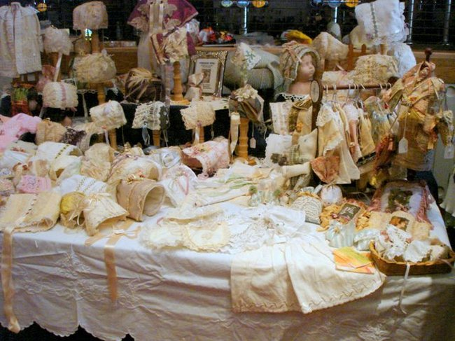 Baby Dolls Fair in St. Petersburg, Russia 15