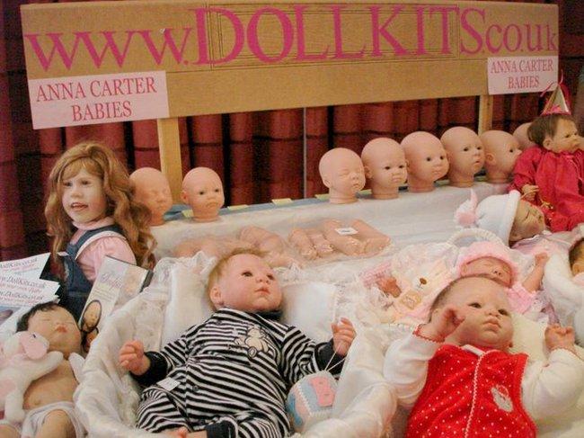 Baby Dolls Fair in St. Petersburg, Russia 17
