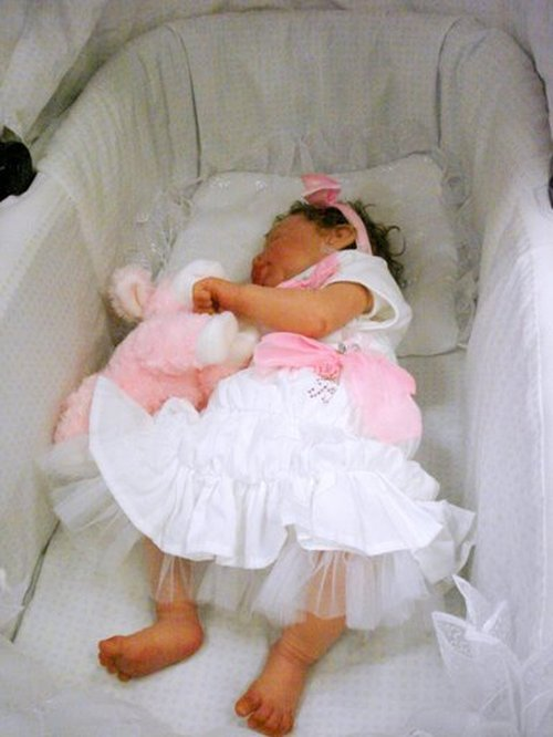 Baby Dolls Fair in St. Petersburg, Russia 21