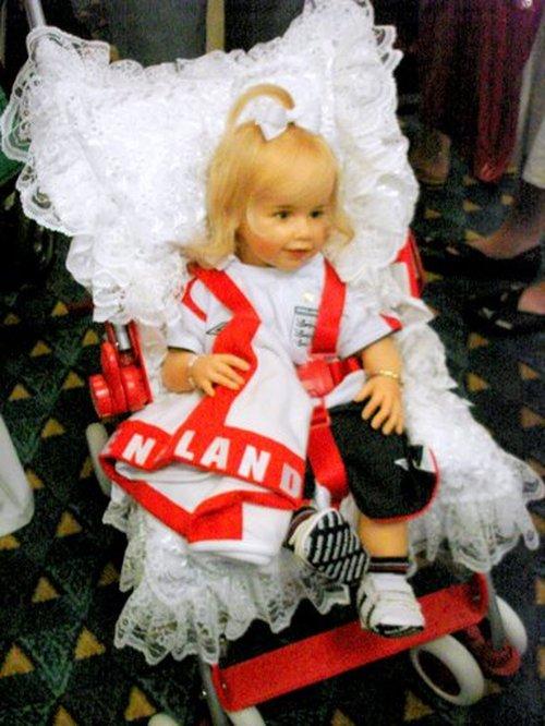 Baby Dolls Fair in St. Petersburg, Russia 22