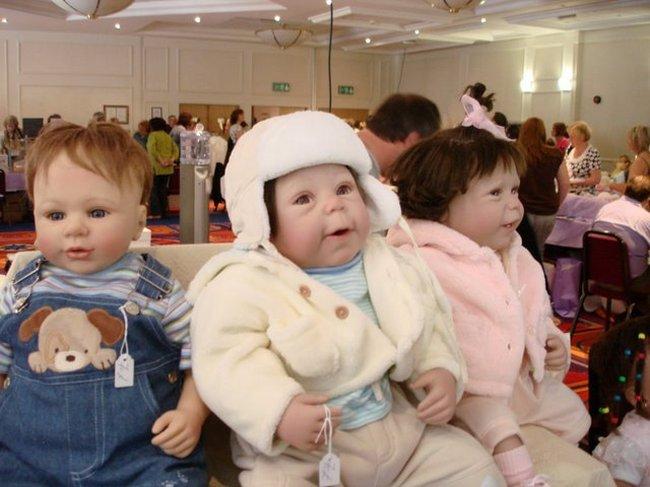 Baby Dolls Fair in St. Petersburg, Russia 26