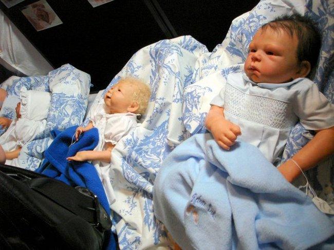 Baby Dolls Fair in St. Petersburg, Russia 27