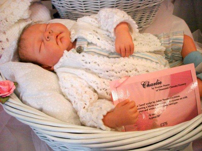 Baby Dolls Fair in St. Petersburg, Russia 29