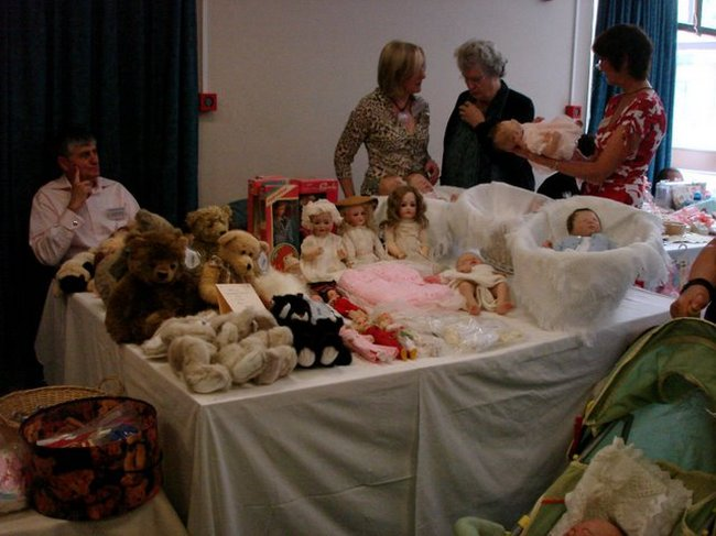 Baby Dolls Fair in St. Petersburg, Russia 5