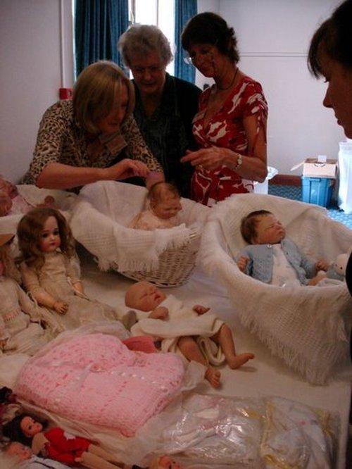 Baby Dolls Fair in St. Petersburg, Russia 8