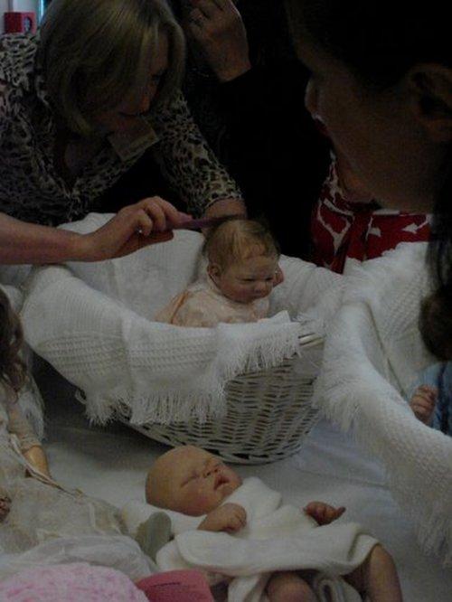 Baby Dolls Fair in St. Petersburg, Russia 9