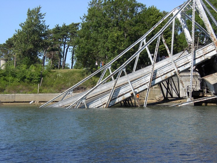 how to remove an unwanted bridge 11