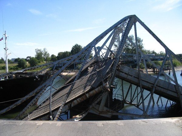 how to remove an unwanted bridge 19