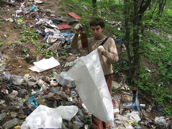 original way of garbage utilization 1