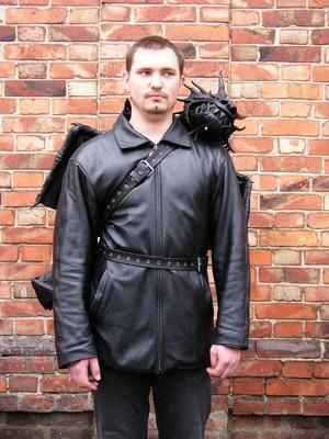 dragon bag by russian guy