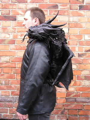 dragon bag by russian guy