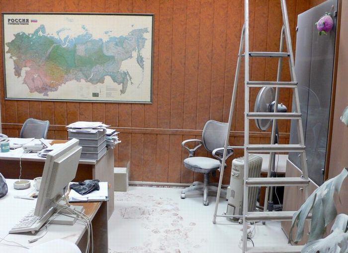 Dusty Russian Office 2