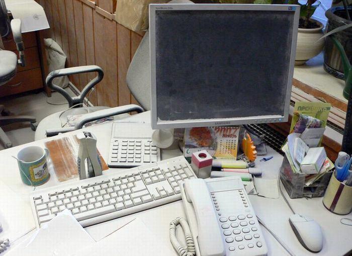 Dusty Russian Office 3