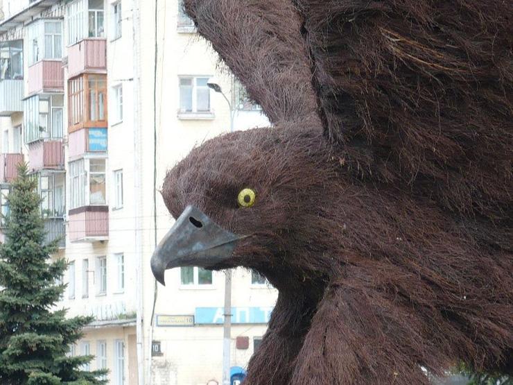 eagle monument in Russia 4