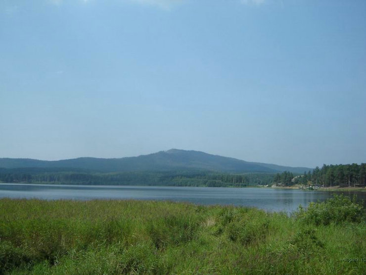 an ecocatastrophe in Ural area 1