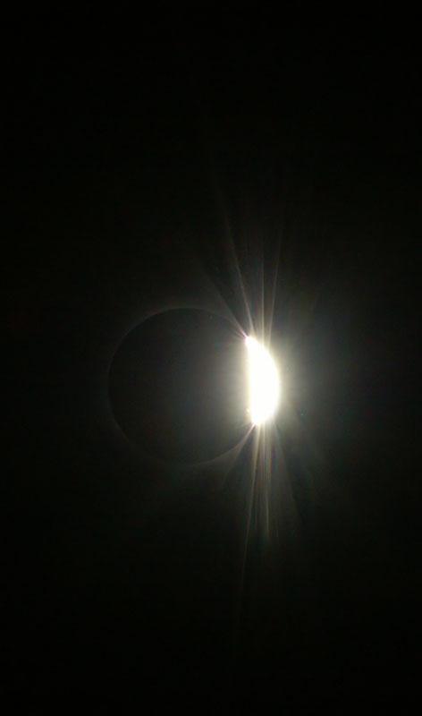 Solar eclipse 2008 in Russia 1