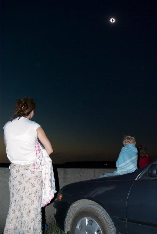 Solar eclipse 2008 in Russia 14