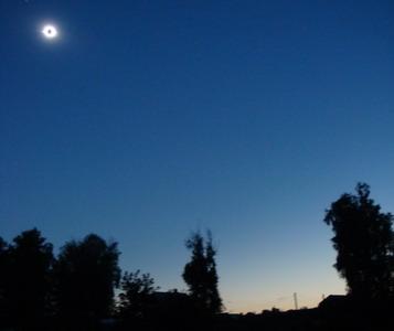 Solar eclipse 2008 in Russia 16