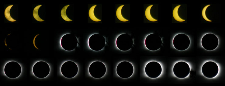 Solar eclipse 2008 in Russia 17