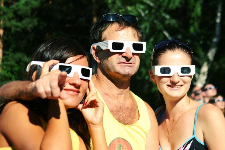 Solar eclipse 2008 in Russia 18