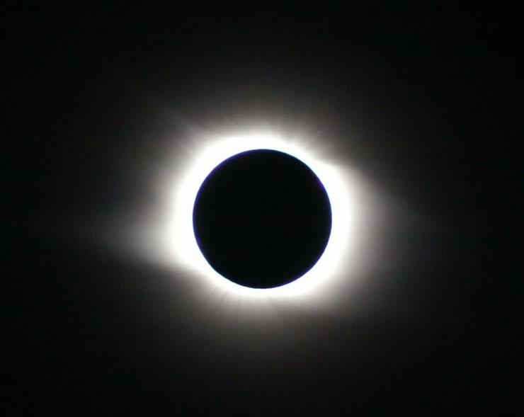 Solar eclipse 2008 in Russia 2