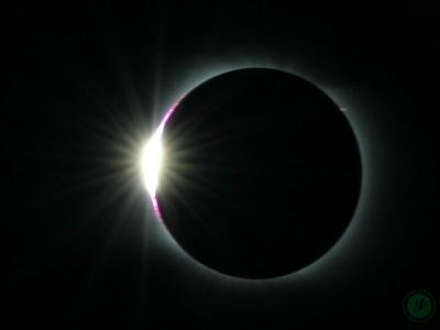 Solar eclipse 2008 in Russia 4