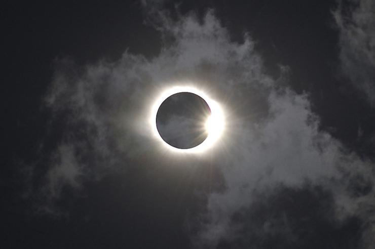 Solar eclipse 2008 in Russia 6