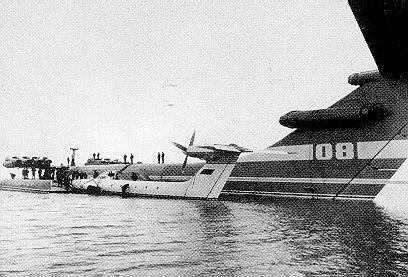 russian ekranoplane or ekranoplan 4