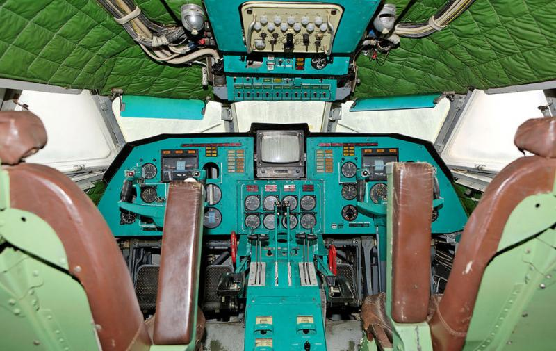 Ekranoplan - The Inside View 1