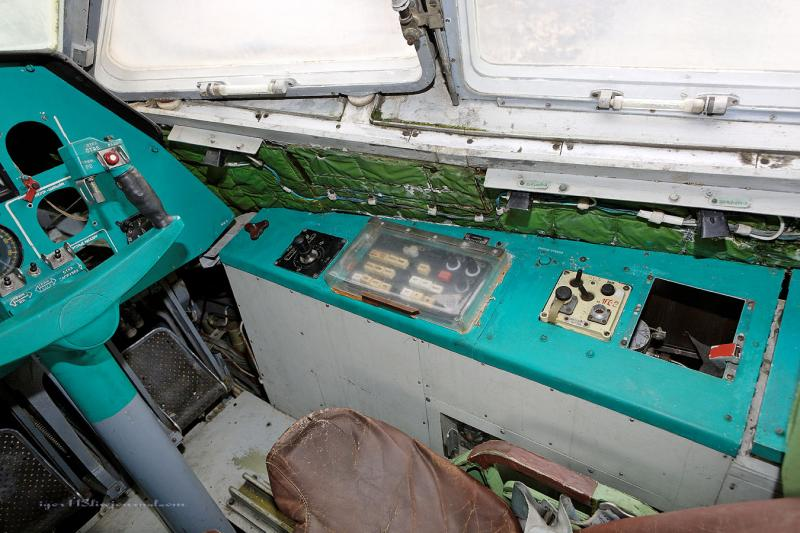 Ekranoplan - The Inside View 26