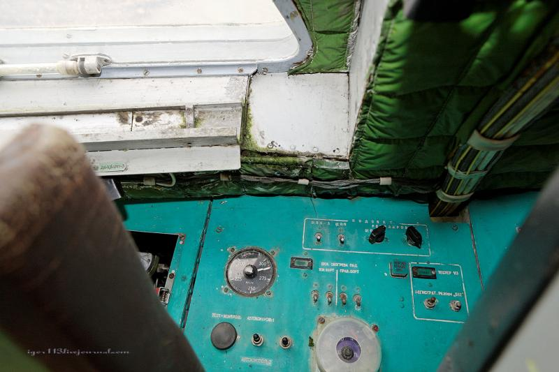 Ekranoplan - The Inside View 27