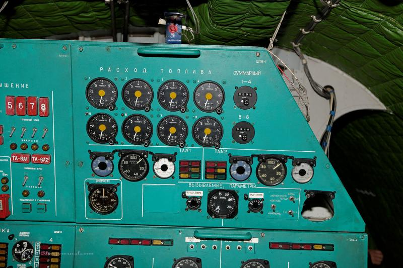 Ekranoplan - The Inside View 38
