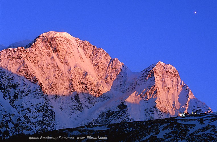 caucasian mauntains in Russia, Elbrus is the tallest 22