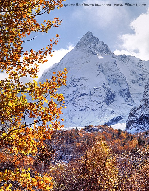 caucasian mauntains in Russia, Elbrus is the tallest 5