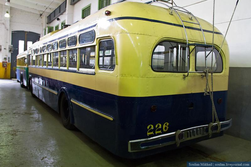 Electrical Transport Museum 10