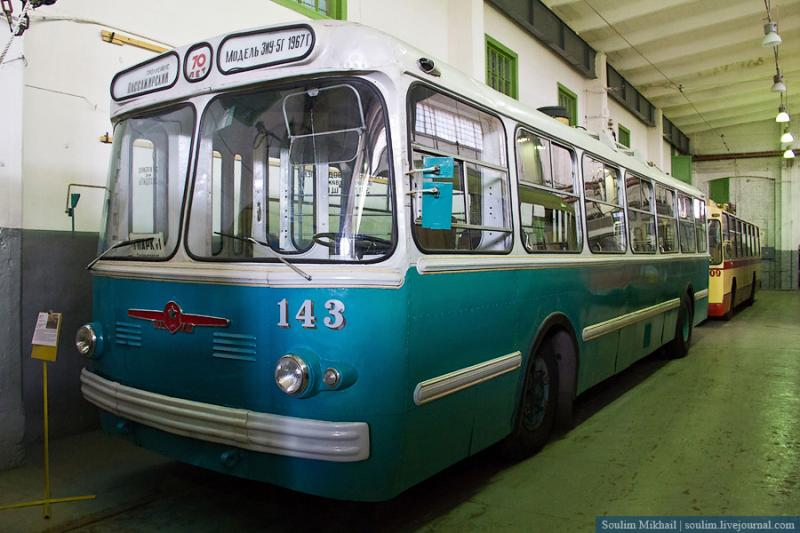 Electrical Transport Museum 12