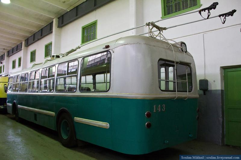 Electrical Transport Museum 14